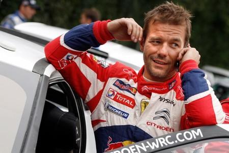 Sébastien Loeb podría disputar cinco rallyes en 2013