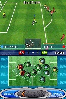 Pro Evolution Soccer 6 retrasado para Nintendo DS