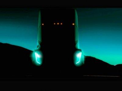 Tesla se prepara para entrar al mundo de los vehículos comerciales con un nuevo trailer