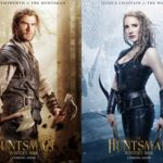 'El cazador y la reina del hielo', carteles de la absurda secuela de 'Blancanieves'