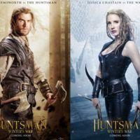 'El cazador y la reina del hielo', primeros carteles de una absurda secuela