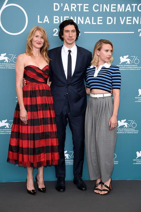 Scarlett Johansson Festival Internacional De Cine De Venecia 2019 2
