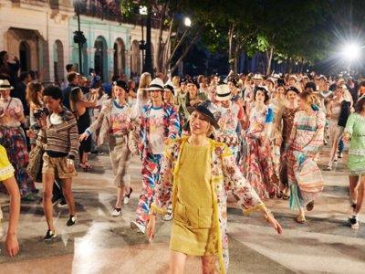Así baila Chanel al son de La Habana