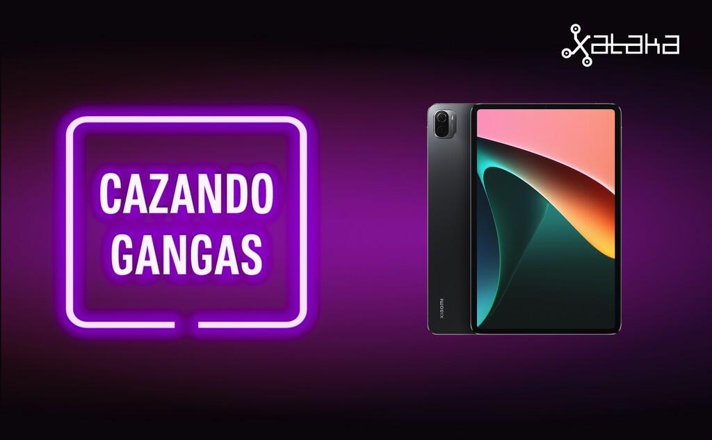 Xiaomi Pad 5 aún con bestial oferta de lanzamiento a 299 euros, AirPods a precio irresistible de 105 euros y más: Cazando Gangas