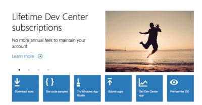 Microsoft anuncia más beneficios para los desarrolladores de Windows y Windows Phone
