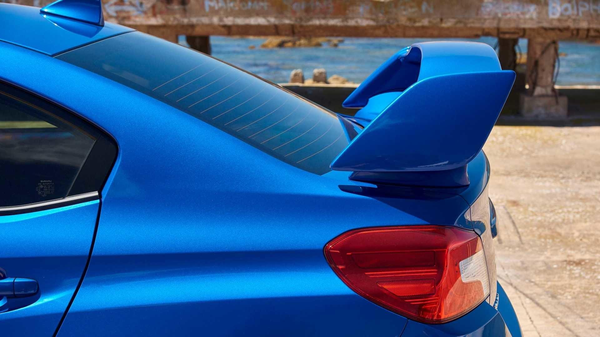 Foto de Subaru WRX STi Diamond Edition 2019 (33/58)