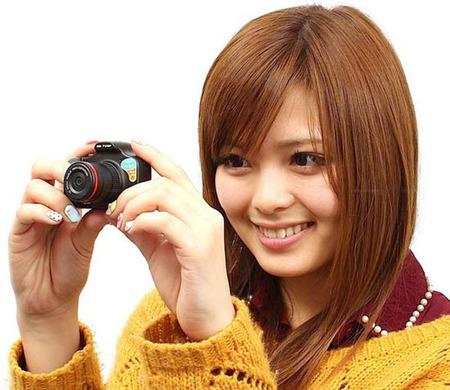 Mame Cam XL DSLR, una Canon 5D MK III de pequeñas dimensiones
