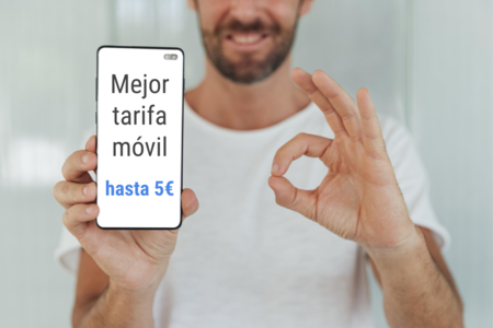 Las mejores tarifas móviles de contrato para hablar y navegar por 5 euros o menos