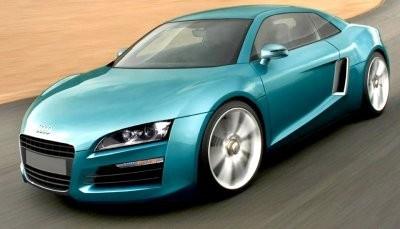 """Especulaciones sobre el Audi R4, un Audi R8 """"a mitad de precio"""""""