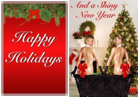 Y con la felicitación de Ellen Degeneres declaro inaugurada esta navidad