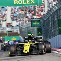 Renault pide que los motores de Fórmula 1 den un paso más hacia lo eléctrico a partir de 2025