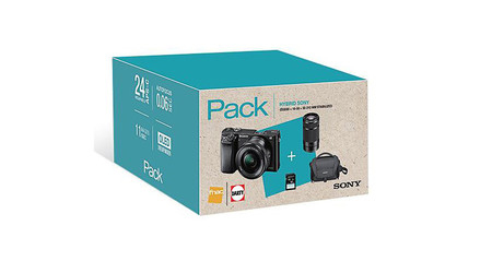 Sony A6000 Pack