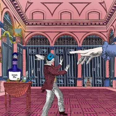 """Convertirse en personaje de """"Alicia en el país de las maravillas"""" es posible y sin salir de casa: así es la experiencia Curious Alice VR del Victoria & Albert Museum"""