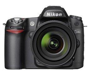 Nikon D80 llega puntual para superar a la D70