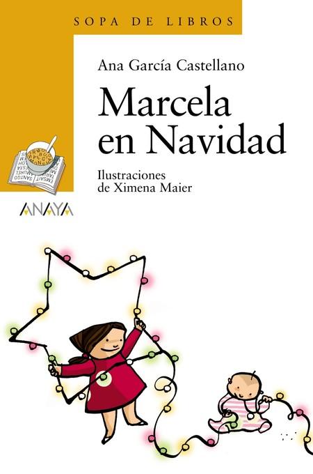 Marcela en Navidad