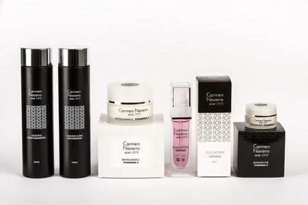 Carmen Navarro lanza una colección cápsula con Marionnaud para el cuidado completo del rostro