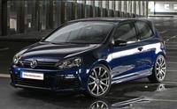 Volkswagen Golf R por Mr Car
