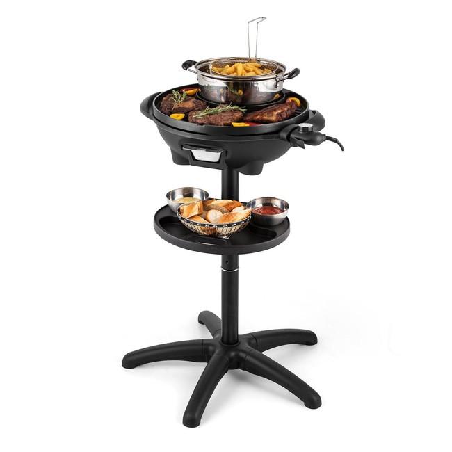 En eBay tenemos la barbacoa grill vertical de 1500 W Klarstein por 109,99 euros con envío gratis