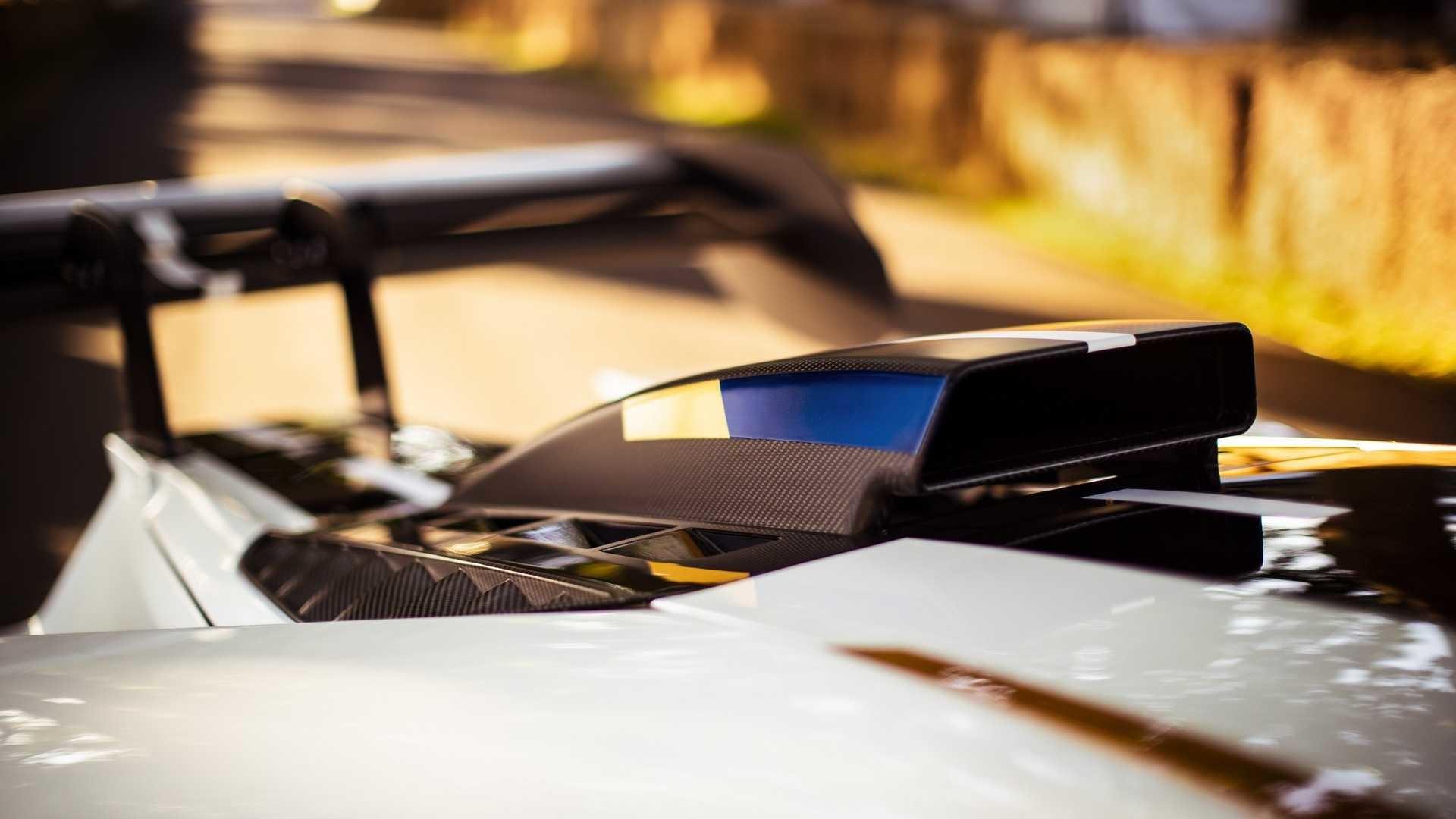 Foto de Ford GT Mk II (17/26)