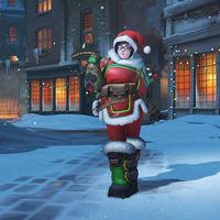 El director de Overwatch se disculpa por decepcionar a los fans con el traje navideño de Mei