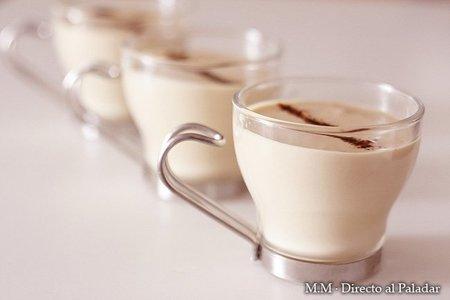 Postres fáciles y rápidos XIX: chupitos cremosos de café y mascarpone