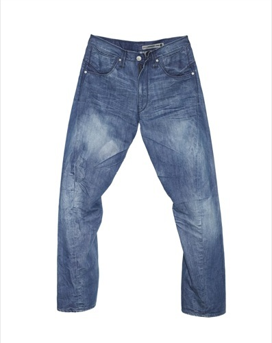 Levis, Engineered Jeans