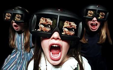 La tecnología 3D podría perjudicar la salud visual de los niños