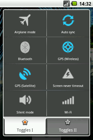 Toggle Settings para Android