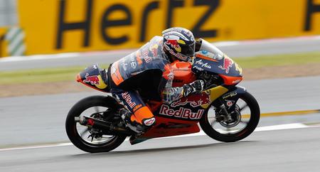 Sandro Cortese Fp2 Silverstone