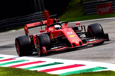 Vettel Italia F1 2019 2
