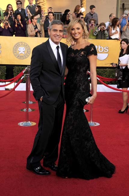 George Clooney Screen Actors Guild Awards