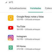 Cómo saber cuándo es la última vez que se usó una app en Android