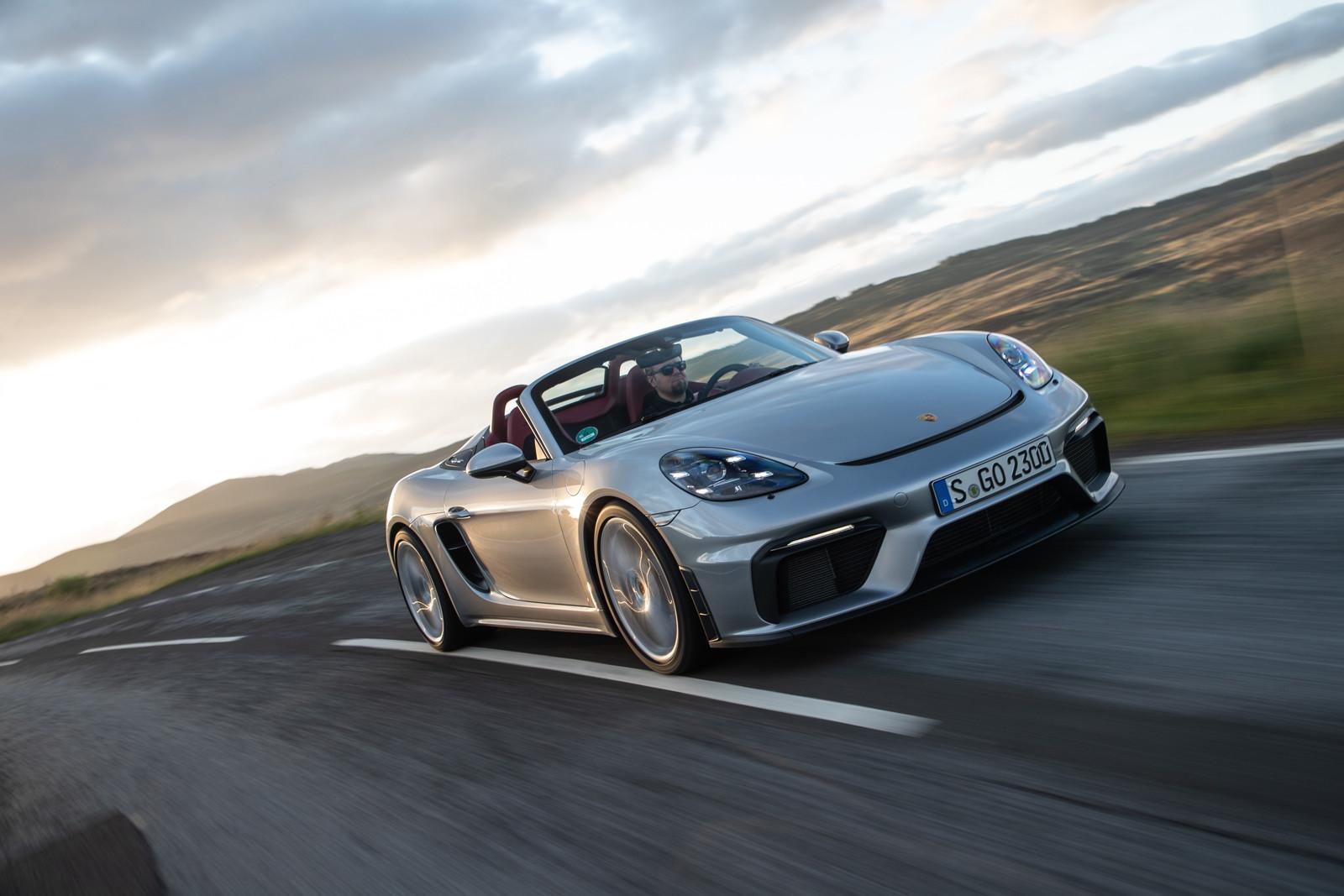 Foto de Porsche 718 Spyder (prueba contacto) (211/296)