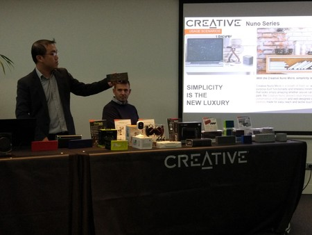 Presentación del Nuno y del Nuno micro