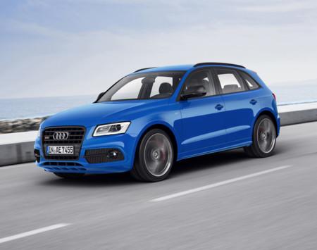 Audi SQ5 TDI plus, un nuevo SUV con prestaciones de deportivo