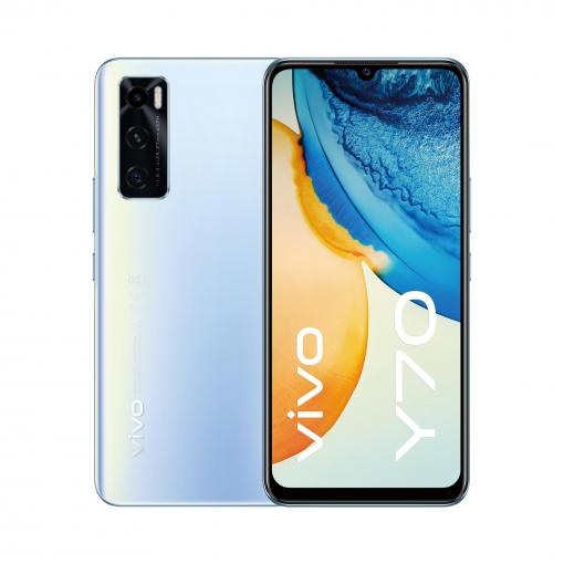 Móvil Vivo Y70, 8GB de RAM + 128GB - Azul