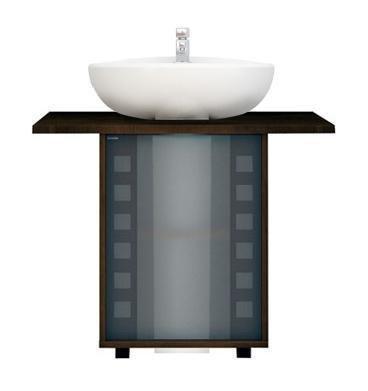 Cinco muebles y siete ideas para un lavabo con pedestal for Muebles bano ikea fotos