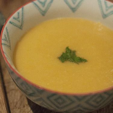 Receta de crema de hinojo y patata, la mejor forma de disfrutar de un delicioso plato de cuchara