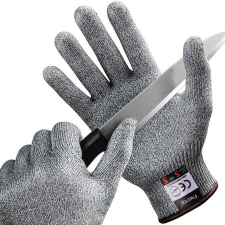 Cocinar sin cortarte si tiene precio, guantes anticorte por 10,99 euros en Amazon