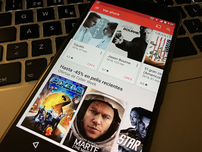 Google Play Movies se apunta a las películas en resolución 4K y ya cuenta con 125 títulos