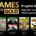 Evolve y Borderlands 2 en los Games with Gold de marzo