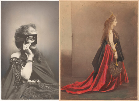 La condesa de Castiglione, la precursora del selfie