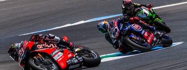 SBK Emilia Romagna 2021: Horarios, favoritos y dónde ver las carreras en directo