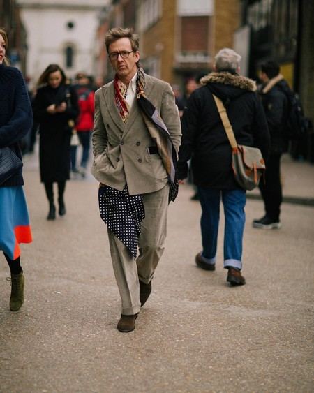Street Style London Fashion Week Mens January 2019 Fall Winter 7