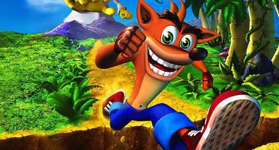 Activision quiere resucitar la serie de Crash Bandicoot
