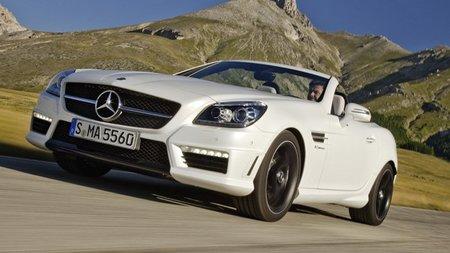 Ya está aquí el nuevo Mercedes-Benz SLK 55 AMG