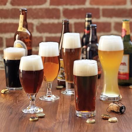 Vasos para cerveza: tipos y uso para disfrutar mejor cada estilo cervecero