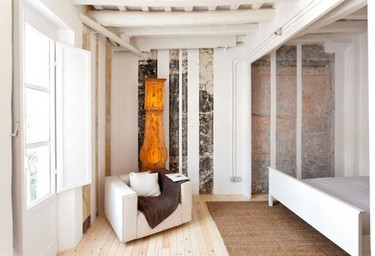 Los secretos de una rehabilitación 'Low Cost' de una vivienda en el barrio gótico de Barcelona con un resultado 'high class'