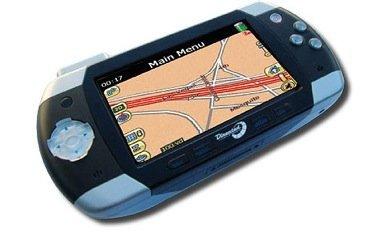 Mobile Media NAV240, GPS, SIRIUS y reproductor todo-en-uno