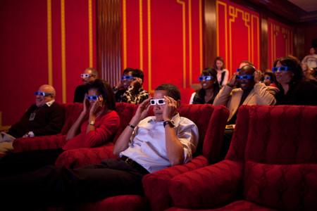 Cada vez está más cerca el día en que podamos ver películas en 3D sin necesidad de gafas